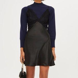 ISO hybrid slip dress